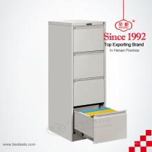 Suporte para gaveta de armazenamento de metal de armário de enchimento A4