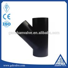 Kohlenstoffstahl Stumpfschweißung y-Typ T-Stück