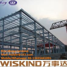 Portal Frame Steel Structure Workshop /Warehouse, Prefabricated Steel Structure