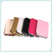 New Mobile Phone Diamond Flip Leather Case for iPhone 6