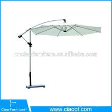 Outdoor Garden Aluminum Parasol Banana Beach Umbrella