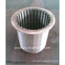 Sieve Plate Screen Basket(factory)