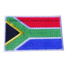 Südafrika Flaggenstickerei Patch Nationales Abzeichen (GZHY-PATCH-011)