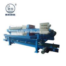630 Prensa de filtro de presión súper alta con cinta transportadora