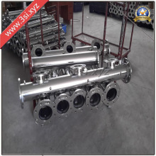 Stainless Steel Booster Pump Manifold Pipe
