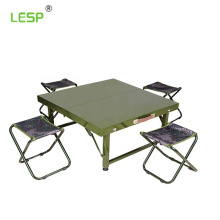 Dual Military Field Desk