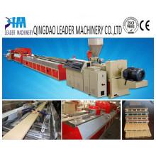 for Flooring PVC WPC Profile Production Line