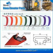 Escalator Colourful Hand Strap