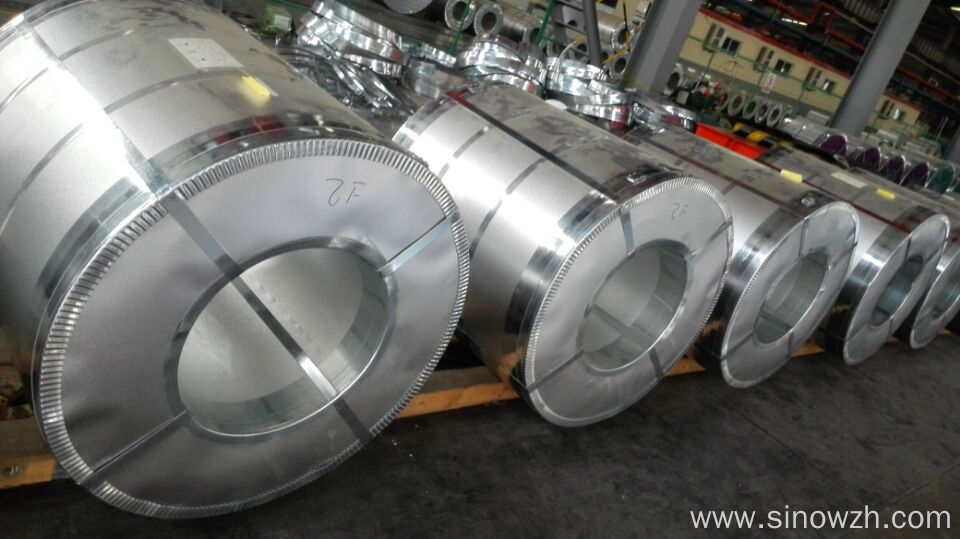 Prepainted Galvanized Steel Coil for Export