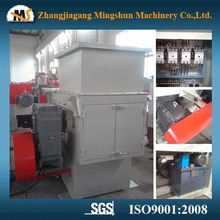 Plastique Recycle Shredder with Single Shaft