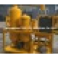 O óleo fritado sujo, máquina de processamento do óleo vegetal (COP)