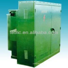 Dyn11 S9-M Series three phase oil immersed hermetically sealed Pad mounted transformer