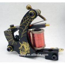 Copper 10 Wrap tattoo machine tattoo gun supply
