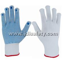 Luva de nylon com PVC pontilhada Palm (S5103-2)