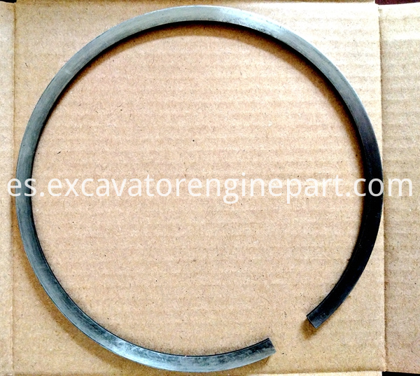 Dongfeng truck 6L engine Split piston piston rings kit 4089644