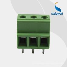 Европейский стандарт 2,54 мм 3,5 мм 5,08 мм печатной платы провода клеммы