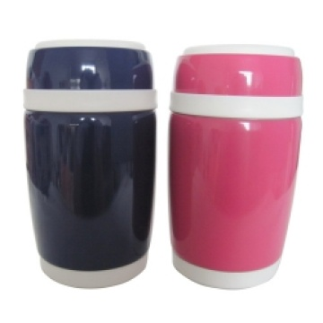 Newest Design Thermos Stainless Steel Food Container With Spoon