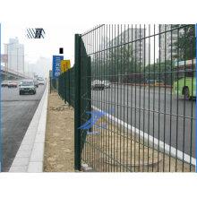 Clôture jumelée enduite de PVC avec le bas prix