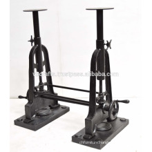 Industrial Double Drafting Crank Table Base