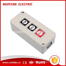 Interrupteur à bouton-poussoir à 2 positions interrupteur à bouton-poussoir de réinitialisation