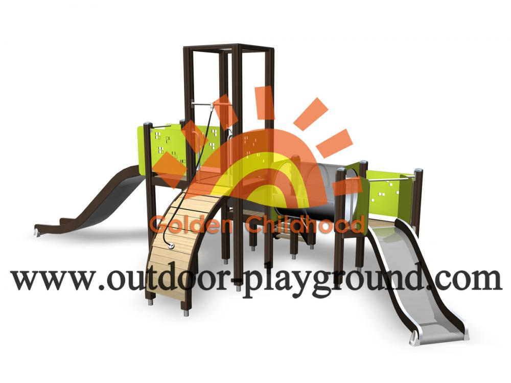 Children S Outdoor Climbing Structures