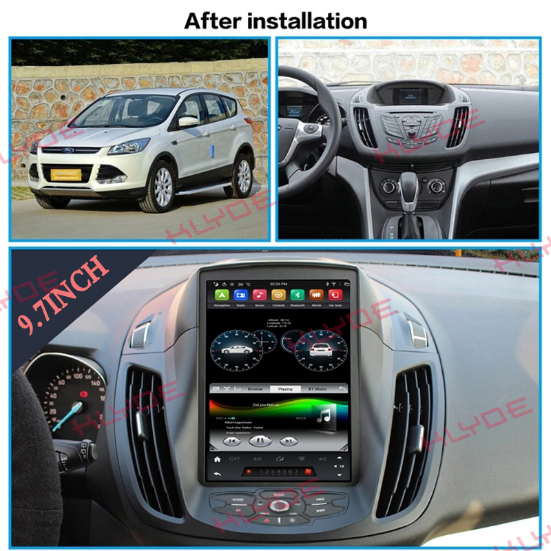 car stereo system for Ford Kuga 2017