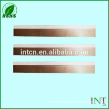 Electrical contact material agni onlay clad strip