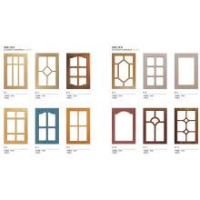 2016 Moderna Puertas de Gabinete de Cocina de Caoba (zhuv)