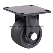 Nylon Casters with Low Center of Gravity, 500kgs Low Profile Caster