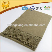 New Fashionable Design Pure Wool Scarf Wholesale