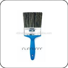 Китай щетины синий пластиковая ручка кисть