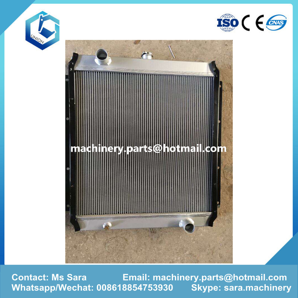 Excavator Oil Cooler Water Tank Radiator 3