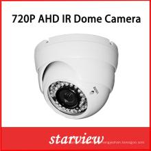 "1/4 ""CMOS 1.0MP 720p HD Ahd IR Dome caméra CCTV"