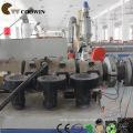 Decorative Plastic Board Production Line / WPC PVC Foam Board Making Machine Twin Screw