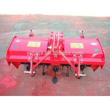 Trabajo liviano 35HP Tractor PTO Rotary Tiller / mini cultivador de la sierpe