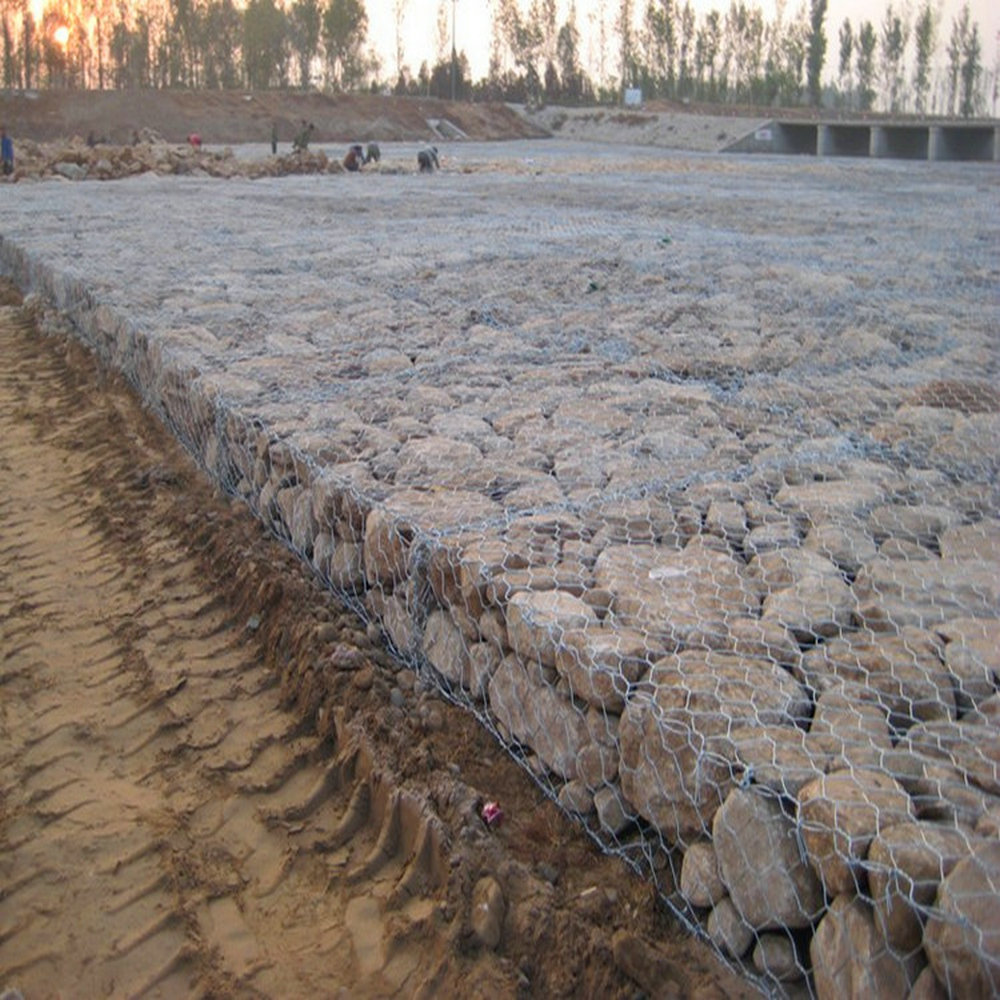 Gabion Weaving Wire Mesh