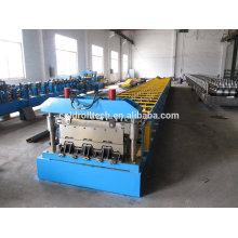 Máquina de prensagem de plataforma de metal de estrutura de aço
