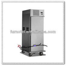 K220 1 Tür Edelstahl im Car Food Wärmer