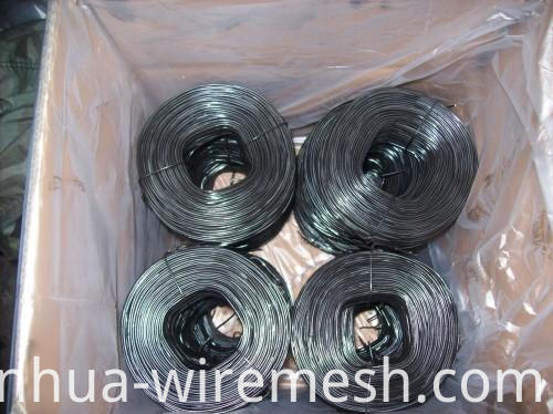 1.0MM diameter round shape Small coil tie wire (1)