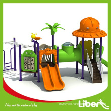2014 Hot Sale outdoor playground slide Equipment for kids LE.DW.002