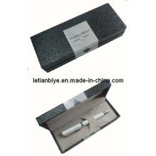 Regalo ejecutivo sistema de la pluma, pluma del Metal con bonita caja (LT-C475)