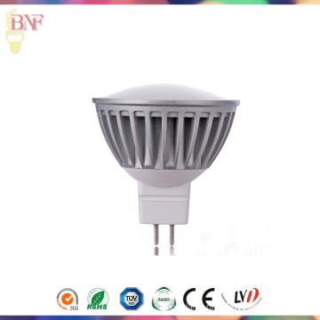 Сид MR16 DC12V светодиодные фары для 1Вт/3ВТ/5Вт с 2700K/4000к/6400к