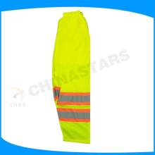Malha de alta visibilidade reflexiva workwear calças