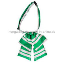 Fashion Lady Polyester Collar Flower Bow Tie