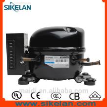 QDZH25G dc power refrigerator with r134a 12v 24v dc compressor