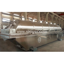 High quality ZLG vibration fluidizing bed dryer