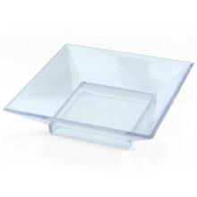 """PP / PS plato de plástico desechable platillo 2 """"plato cuadrado"""