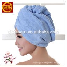 полотенце волос microfiber,полотенце волос microfiber обертывания,полотенце, волос