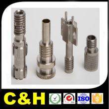 CNC Turning Stainless / SUS304 / SUS201 / SUS316 Pièces métalliques