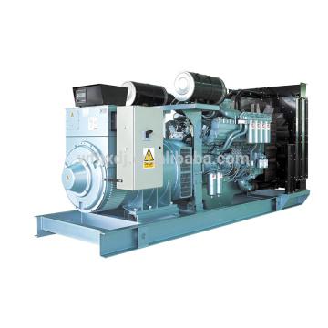 Geradores de energia de emergência para vendas quentes com boa qualidade, gerador a diesel